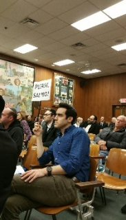 Lakewood Planning Board Attorney Threatens Protesters with Police Pokey